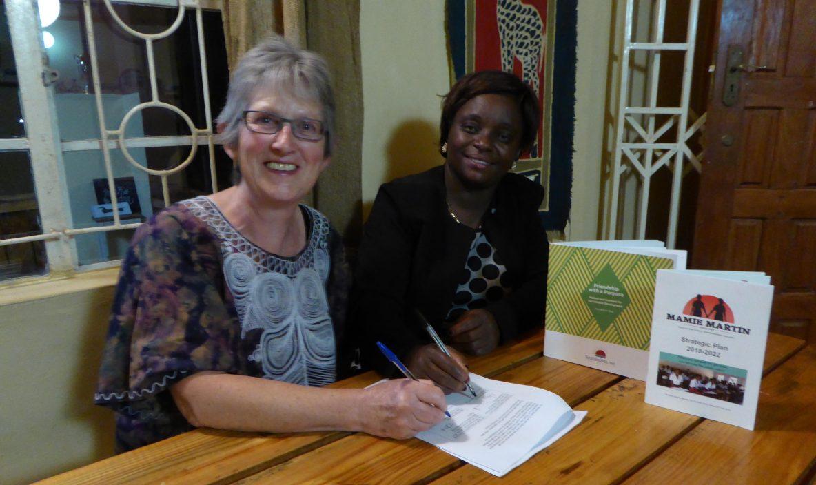 Signing Partnership Mchengautuba 2018_