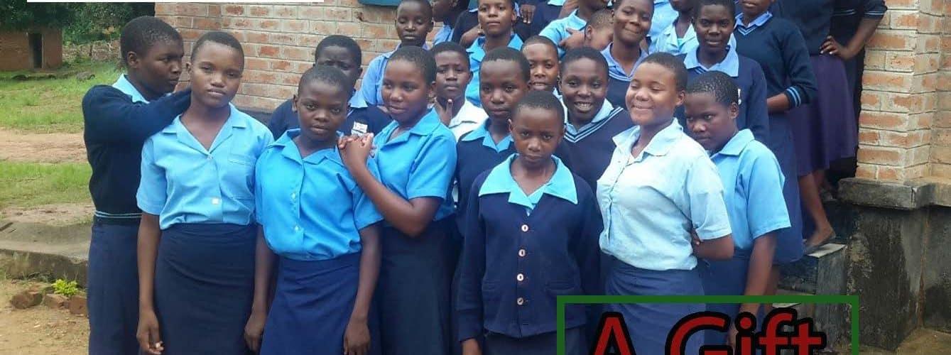 Schoolgirls Malawi